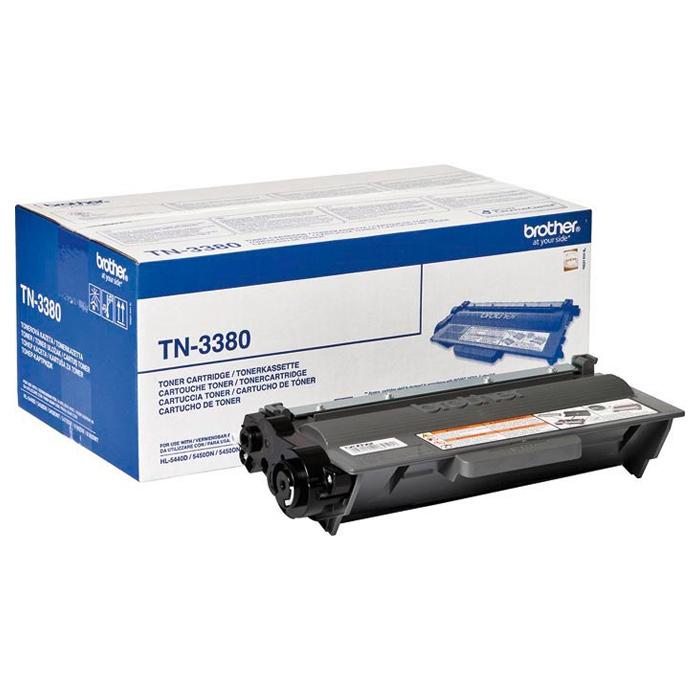 Тонер-картридж BROTHER TN-3380 Black