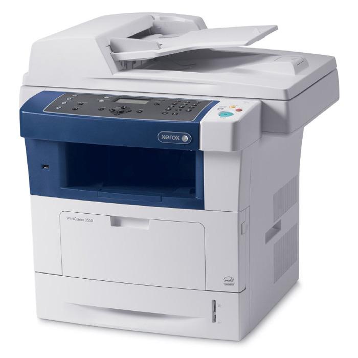 МФУ A4 ч/б XEROX WorkCentre 3550