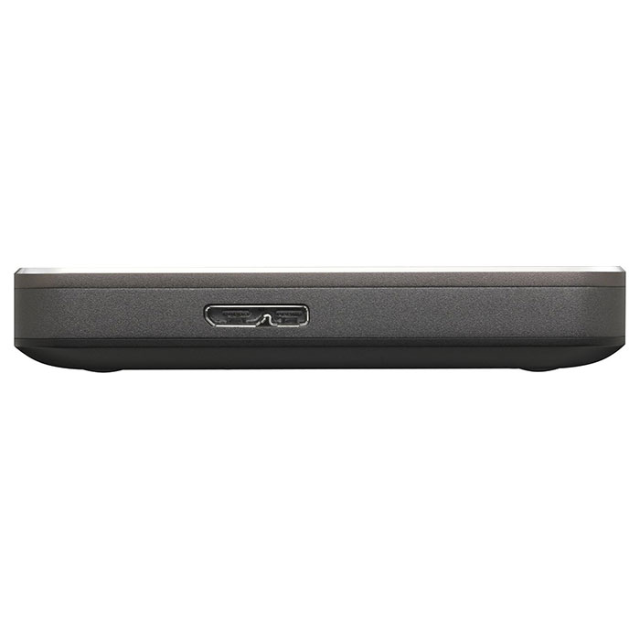 Портативный жёсткий диск TOSHIBA Canvio Premium for Mac 2TB USB3.0 Dark Gray Metallic (HDTW120EBMCA)