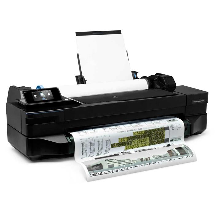 Широкоформатний принтер HP DesignJet T120 ePrinter (CQ891A)