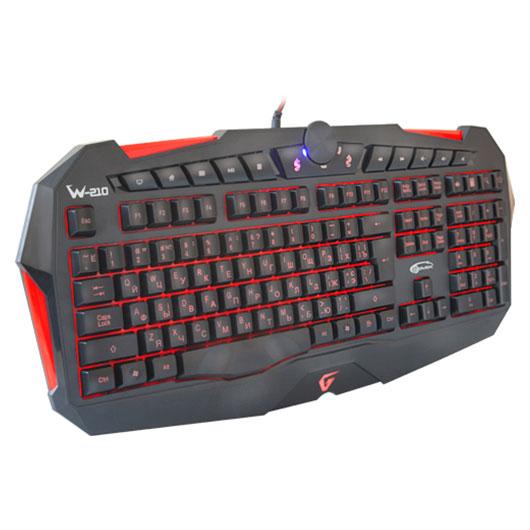 Клавіатура GEMIX W-210