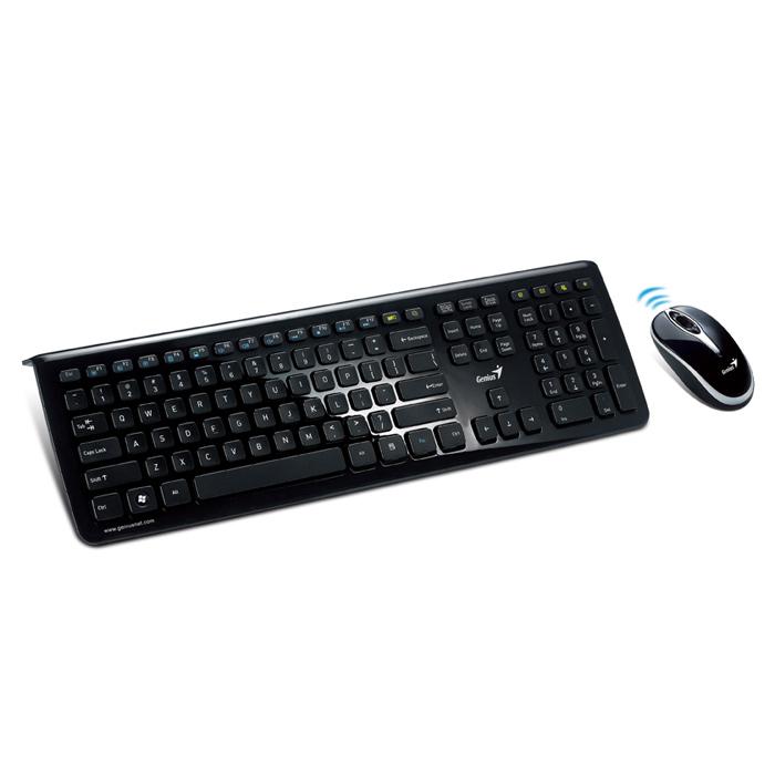 Бездротовий комплект GENIUS SlimStar i820 Black