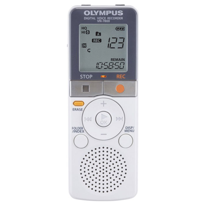 Диктофон OLYMPUS VN-7800 (V404171WE000)