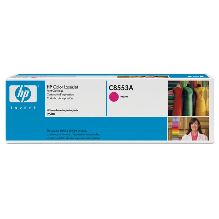 Тонер-картридж HP 822A Magenta (C8553A)