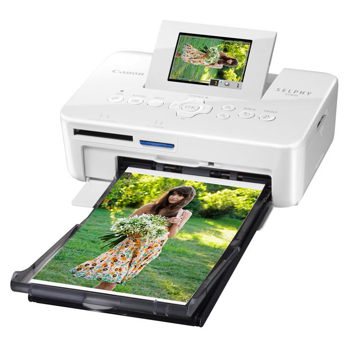 Портативний фотопринтер CANON SELPHY CP-810 White