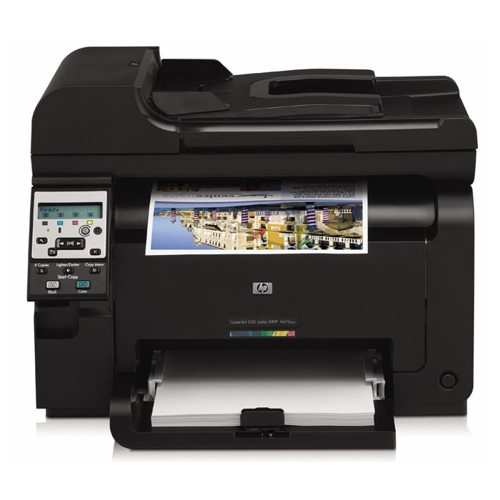 МФУ HP Color LaserJet Pro M175a