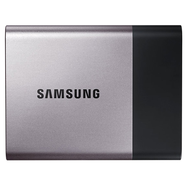 Портативный SSD SAMSUNG T3 500GB (MU-PT500B/EU)