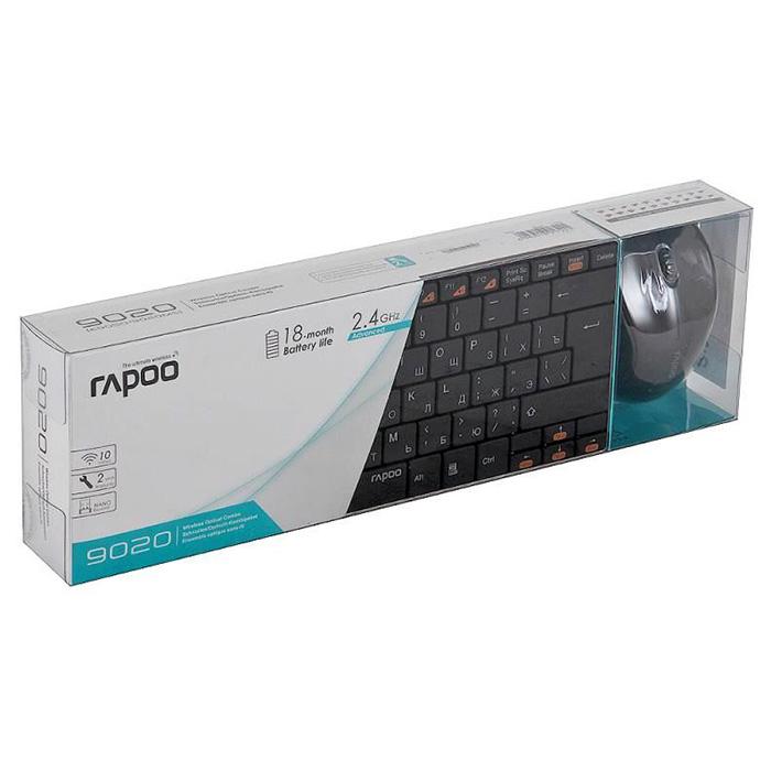 Комплект бездротовий RAPOO 9020
