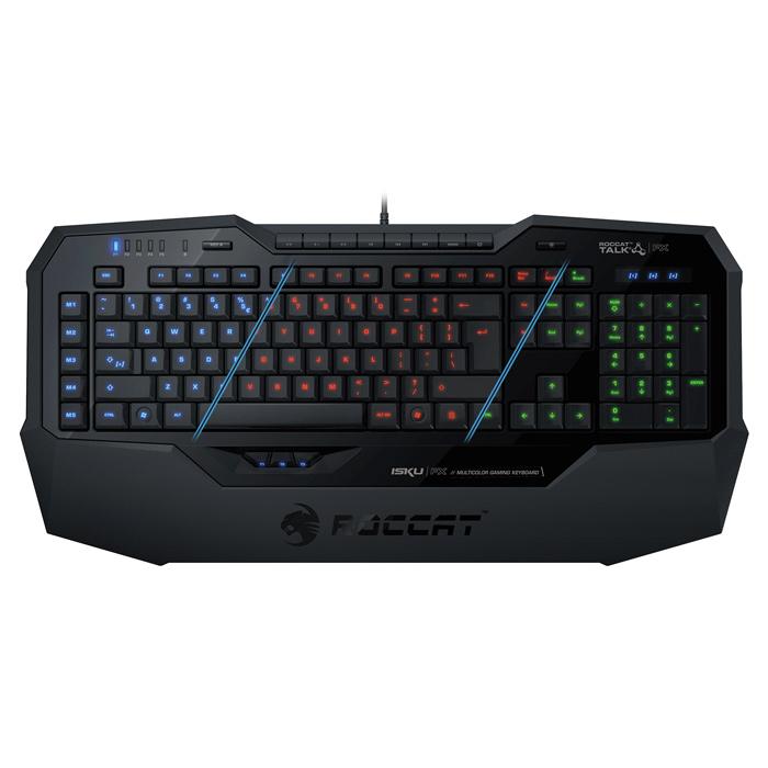 Клавіатура ROCCAT Isku FX (ROC-12-911)