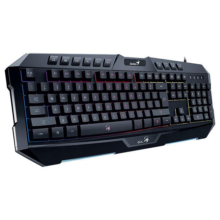Клавіатура GENIUS Scorpion K20 (31310471102)
