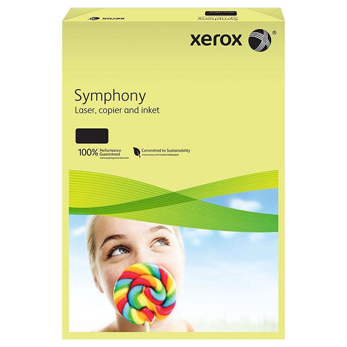 Офісний папір XEROX Symphony Pastel Yellow A4 80г/м² 500арк (003R93975)