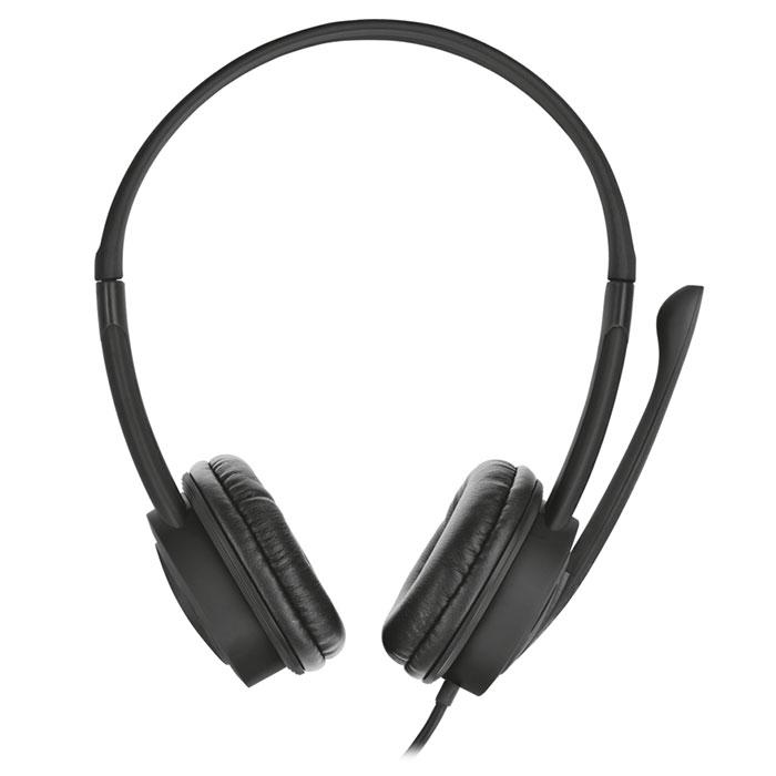 Навушники TRUST Mauro USB (17591)