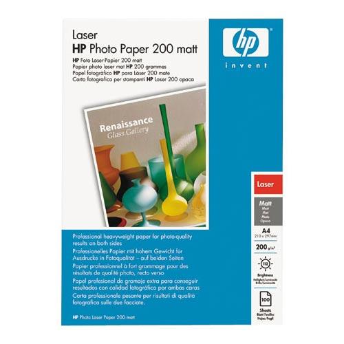 Фотопапір HP Professional A4 200г/м² 100л (Q6550A)
