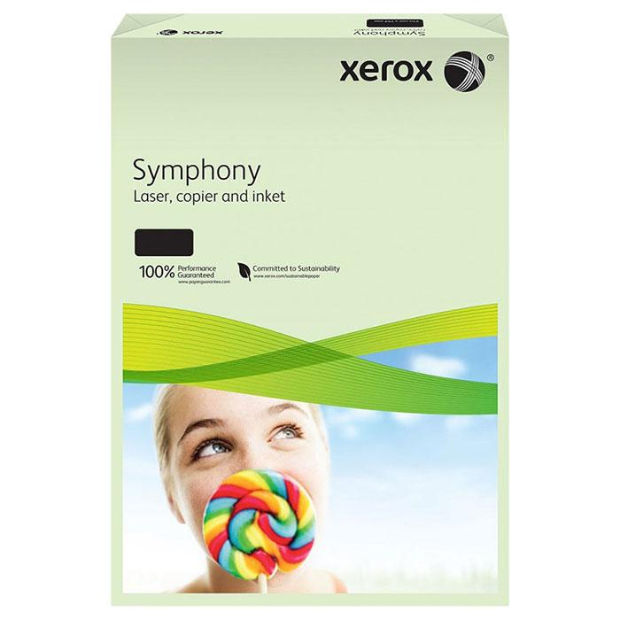 Офісний кольоровий папір XEROX Symphony Pastel Green A4 80г/м² 500арк (003R93965)