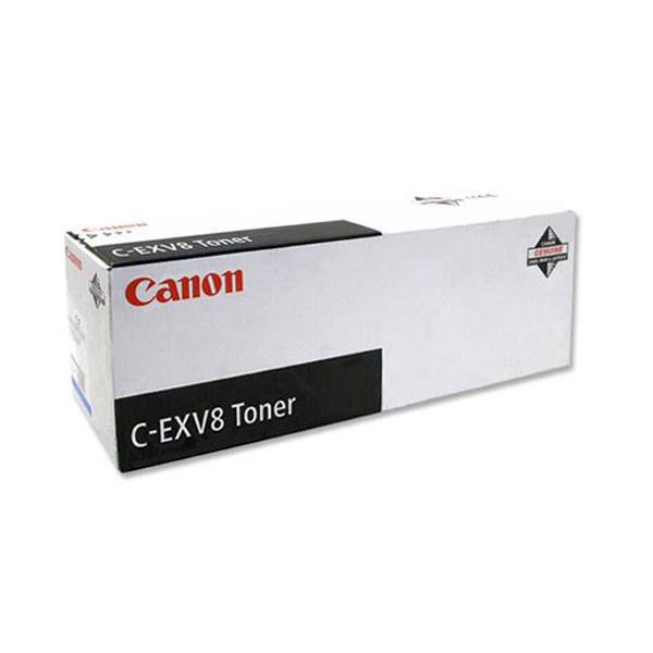 Тонер-картридж CANON C-EXV8 Yellow (7626A002)