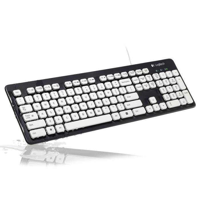 Клавіатура LOGITECH K310 Washable (920-004061)