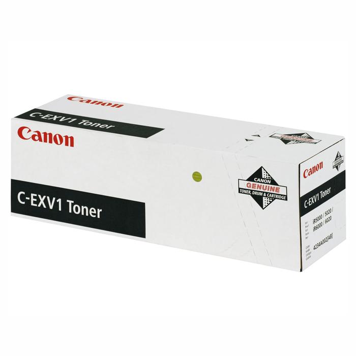 Тонер-картридж CANON C-EXV1 Black (4234A002)