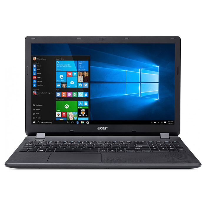 Ноутбук ACER Aspire ES1-572-57J0 Black (NX.GD0EU.045)