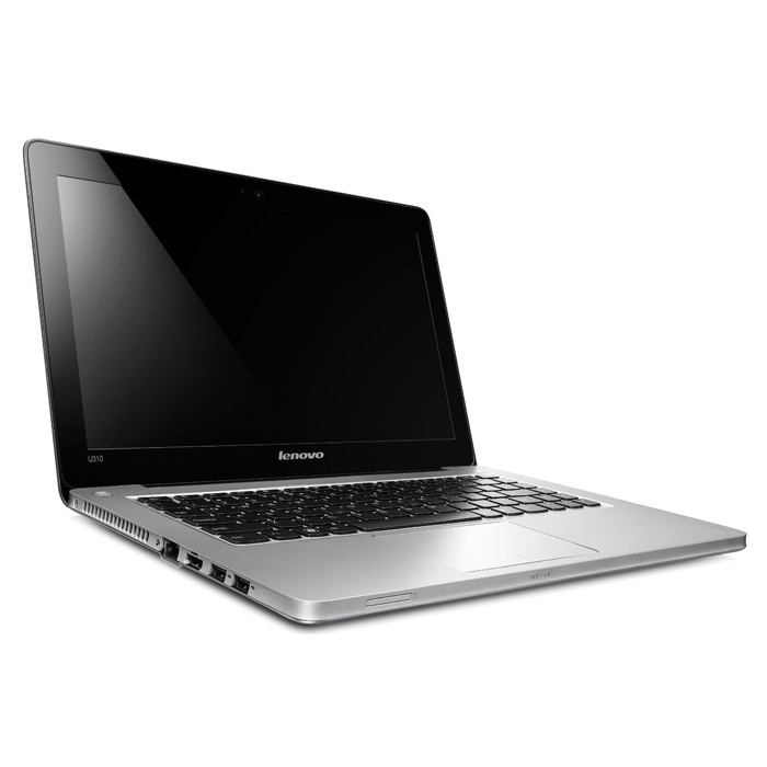 Ноутбук LENOVO IdeaPad U310 13.3''/i5-3317U/4GB/SSD24GB+500GB/IntelHD/BT/WF/W8 Grey
