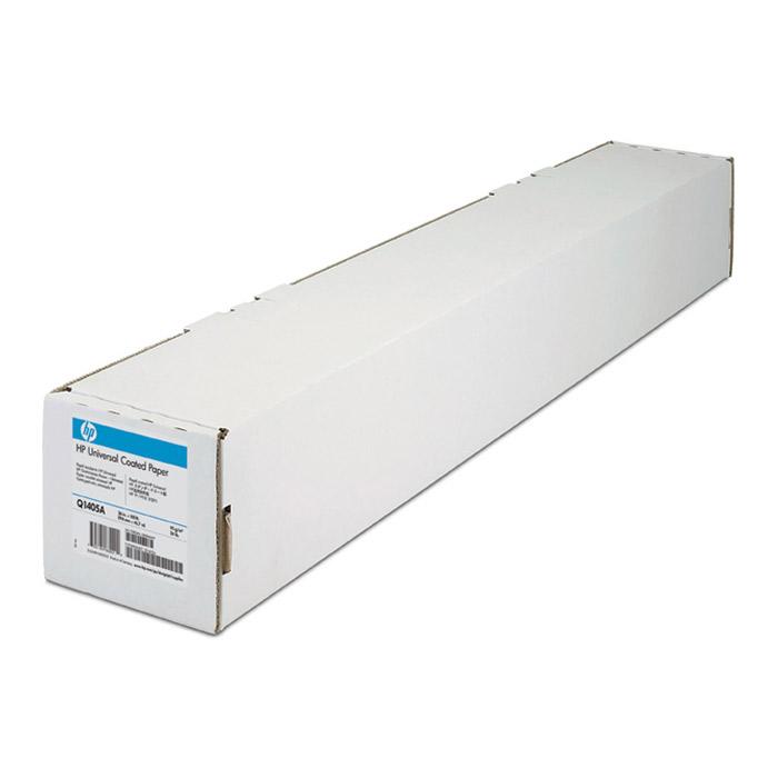 "Папір для плотерів HP Universal Coated 36""x45.7м 90г/м² (Q1405A)"
