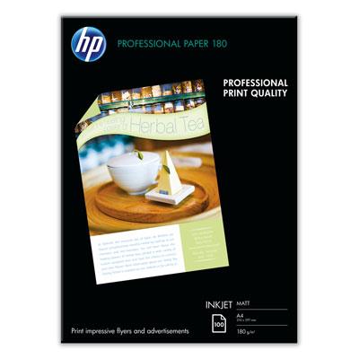 Папір HP Superior Inkjet Paper A4 180г/м² 100л (Q6592A)