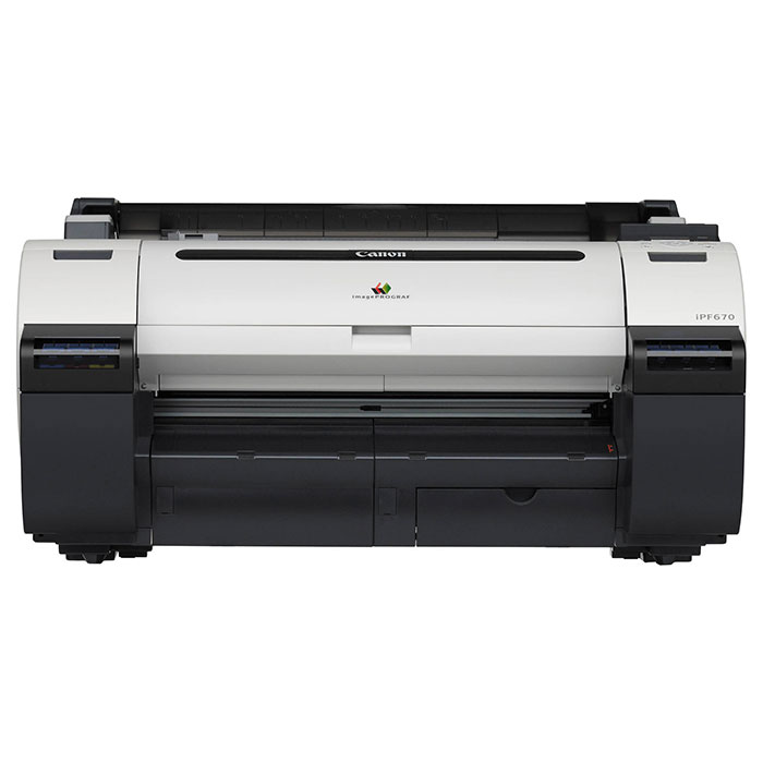 Широкоформатний принтер CANON imagePROGRAF iPF670 (9854B003)