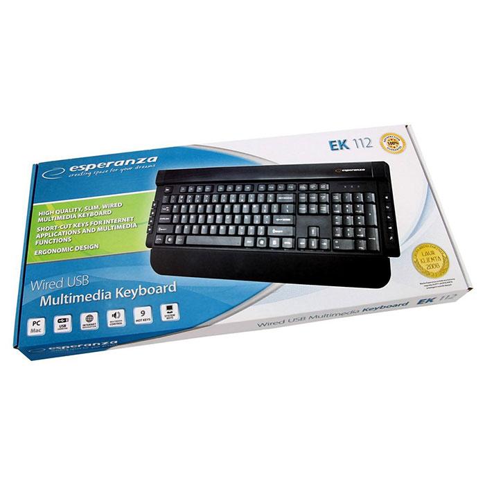 Клавіатура ESPERANZA Austin EK112 (EK112UA)