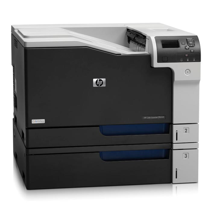 Принтер HP Color LaserJet CP5525n (CE707A)