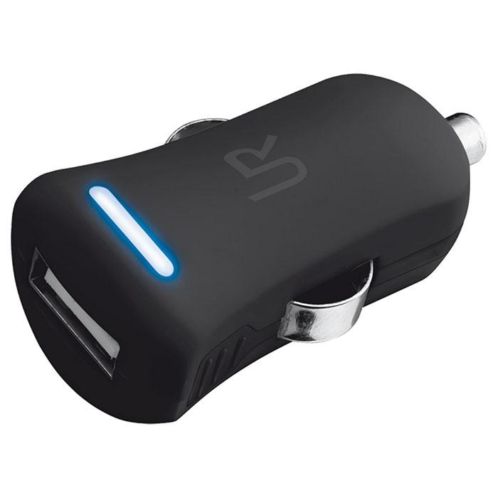 Автомобильное зарядное устройство TRUST Urban Smart Car Charger Black (20151)
