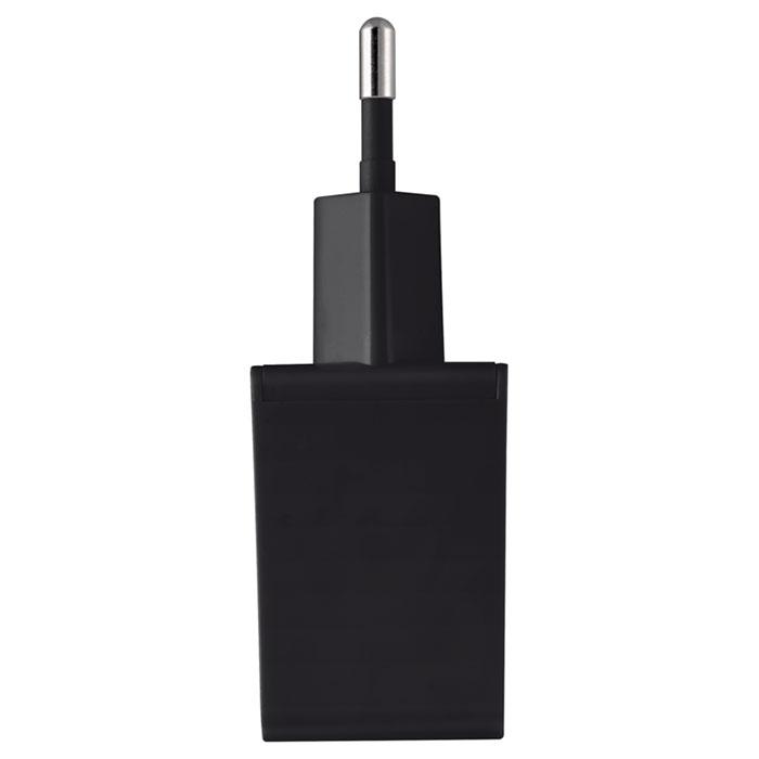Зарядное устройство TRUST Urban Smart Wall Charger Black (20143)