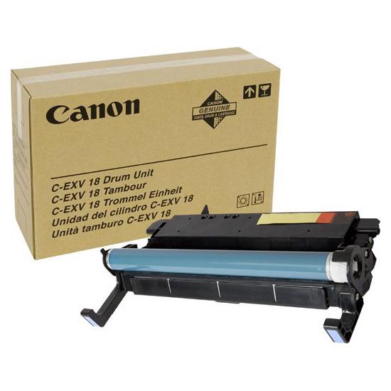 Фотобарабан CANON C-EXV18 Black (0388B002)
