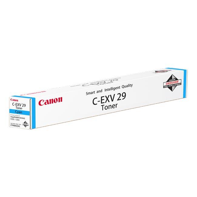 Тонер-картридж CANON C-EXV29 Cyan (2794B002)