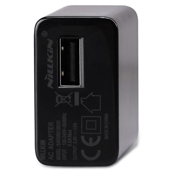 Зарядное устройство NILLKIN AC Adapter Black