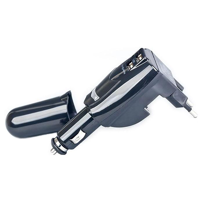 Зарядное устройство GEMBIRD MP3A-UC-ACCAR