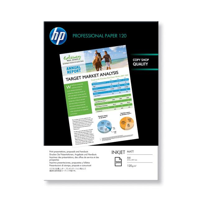 Бумага HP Professional A4 Q6593A