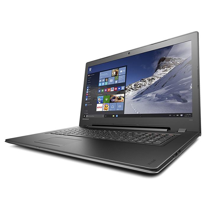 Ноутбук LENOVO IdeaPad 300 17 (80QH00F3RA)