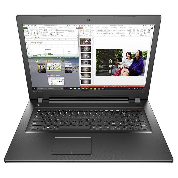 Ноутбук LENOVO IdeaPad 300 17 (80QH00C7RA)