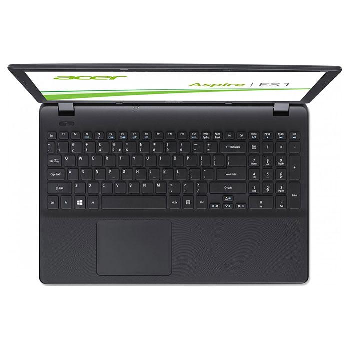 Ноутбук ACER Aspire ES1-572-321H Black (NX.GKQEU.017)