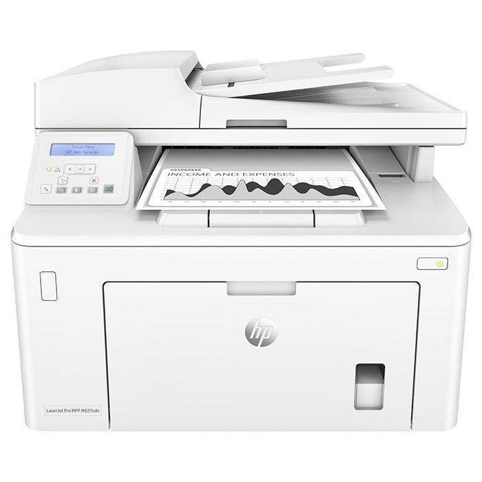 БФП HP LaserJet Pro M227sdn (G3Q74A)