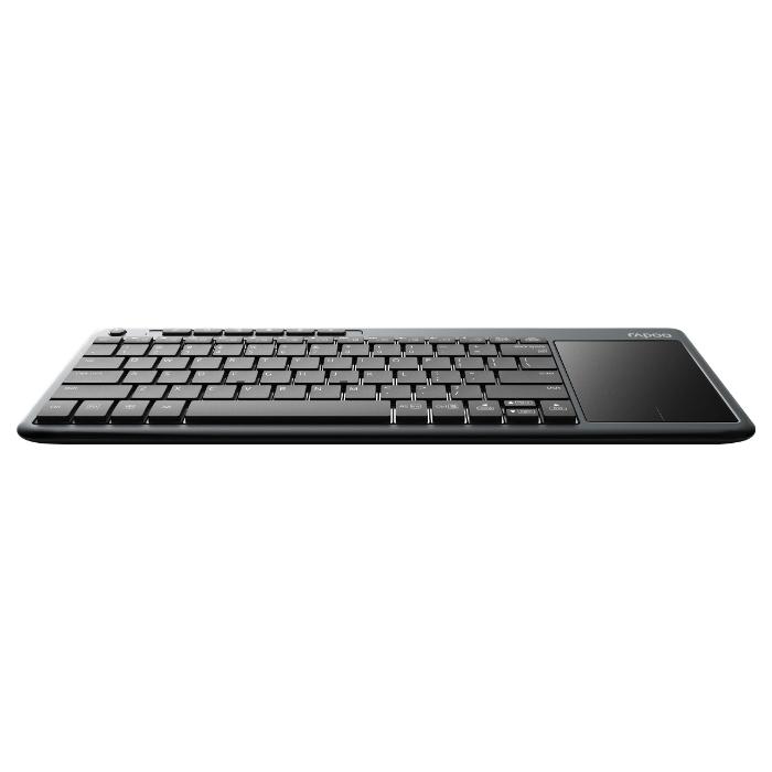 Клавіатура бездротова RAPOO K2600 Gray
