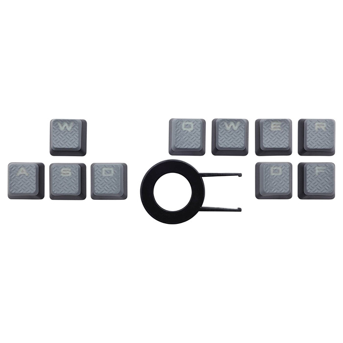 Клавіатура CORSAIR K70 LUX Mechanical Gaming Blue LED Cherry MX Red (CH-9101030-EU)
