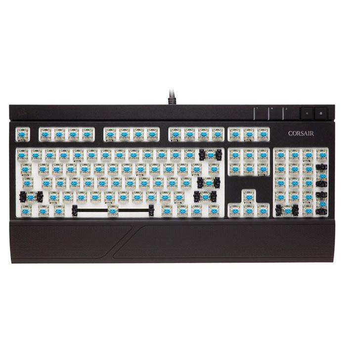 Клавіатура CORSAIR Strafe RGB Mechanical Gaming Cherry MX Red (CH-9000227-NA)