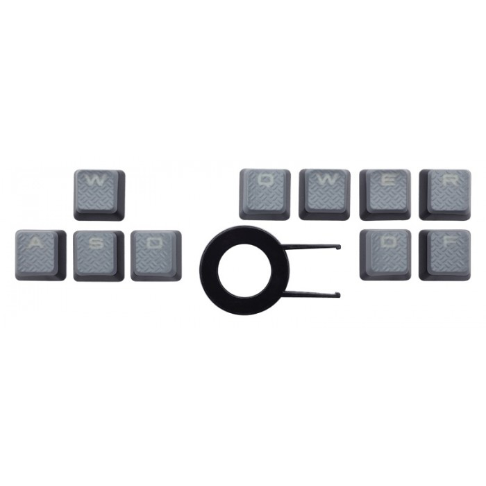 Клавіатура CORSAIR Strafe RGB Mechanical Gaming Cherry MX Silent (CH-9000121-NA)