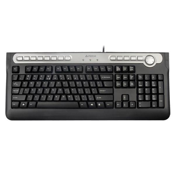 Клавіатура A4TECH KB-20MU Black