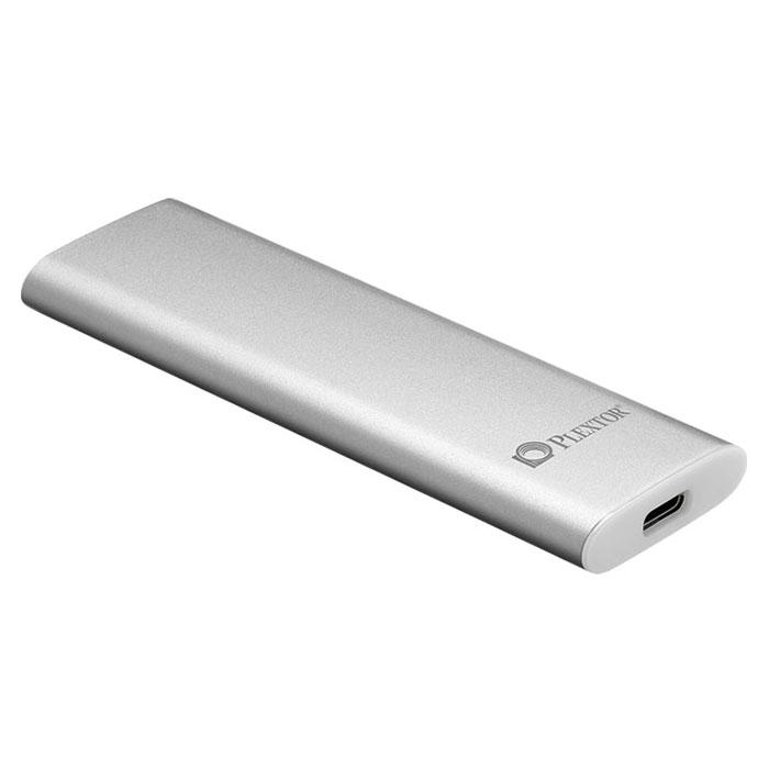 Портативный SSD PLEXTOR EX1 256GB Silver (EX1 256G SILVER)