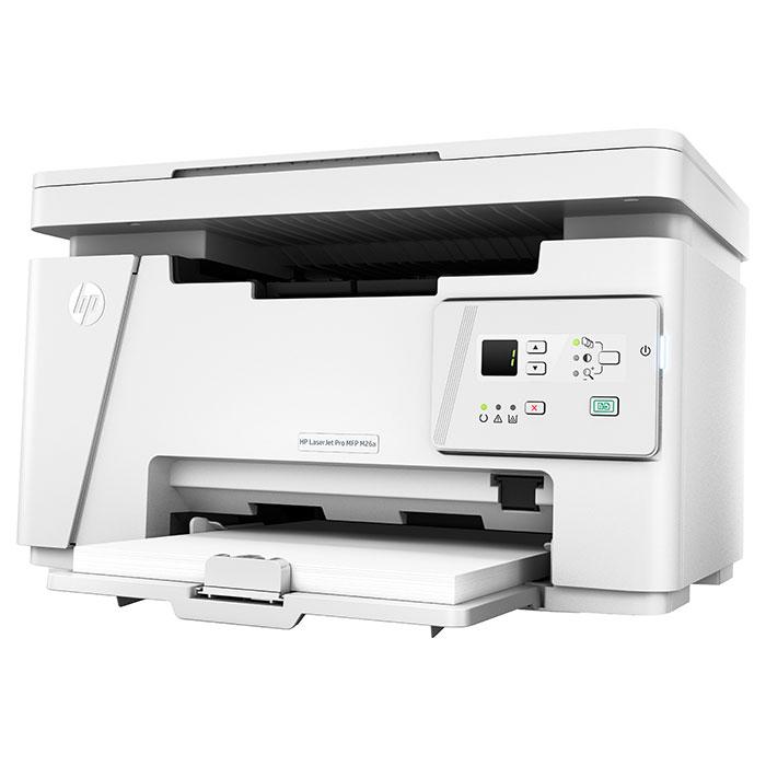 БФП HP LaserJet Pro M26a (T0L49A)