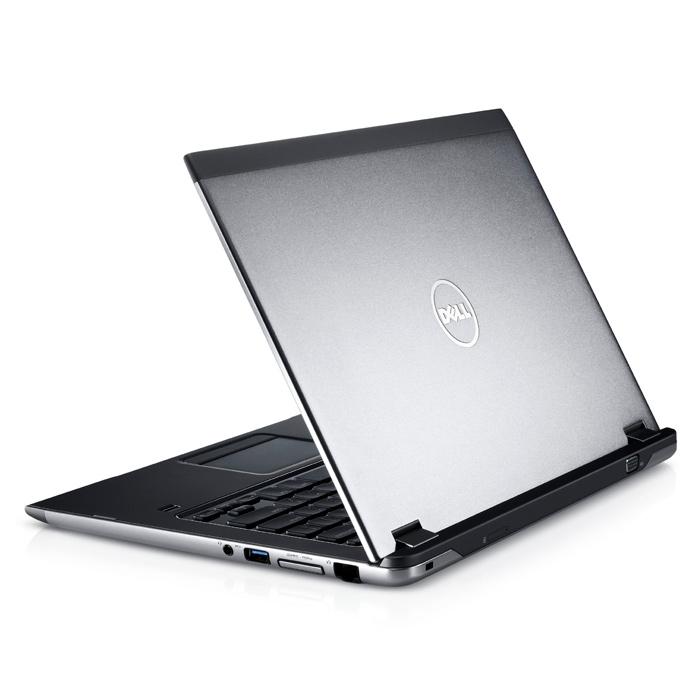 """Ноутбук DELL Vostro 3360 13.3""""/i3-2367M/4GB/320GB/BT/WF/Linux Silver"""