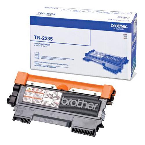 Тонер-картридж BROTHER TN-2235 Black