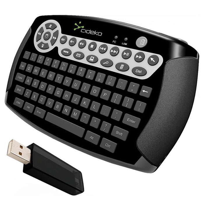 Клавіатура бездротова CIDEKO AVK 02