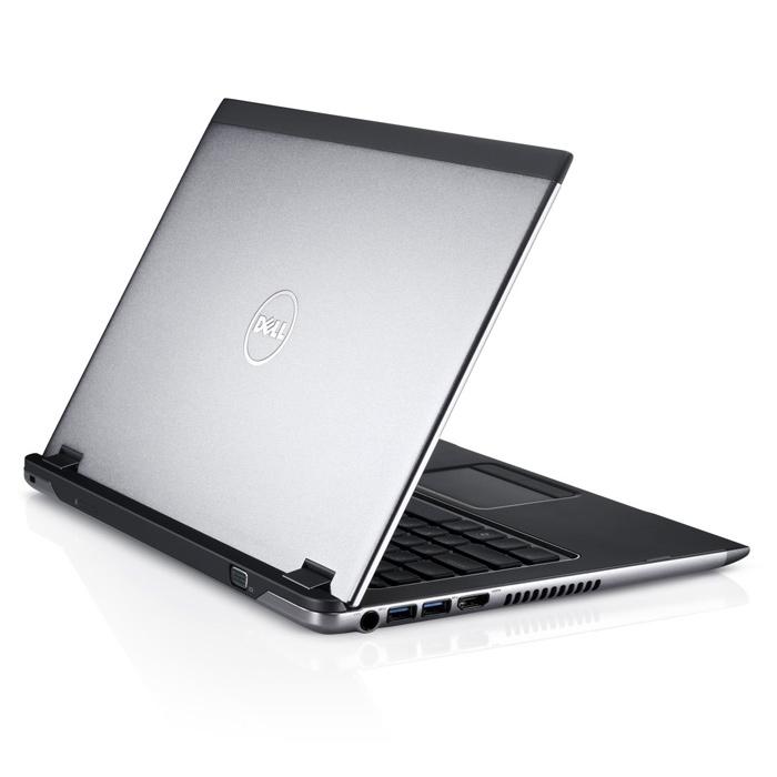 Ноутбук DELL Vostro 3460 14'/i5-3210M/4GB/500GB/BDR/GT630/BT/WF/Linux Aberdeen Silver
